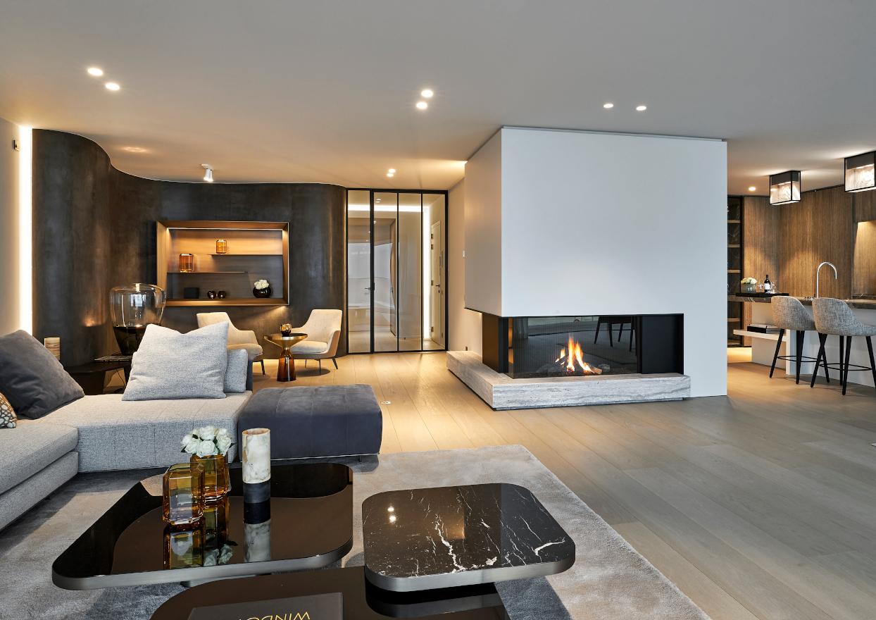 Groep versluys bouwgroep appartement oostende bredene makelaar vastgoed immo kust - Modern huis aan zee ...